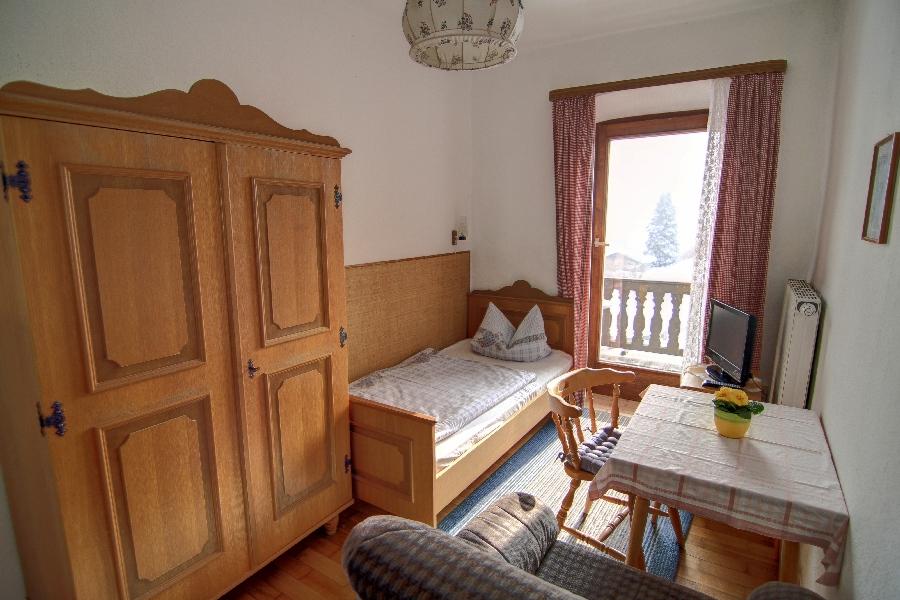 Gästehaus Oberreiterhof Bad Wiessee Einzelzimmer