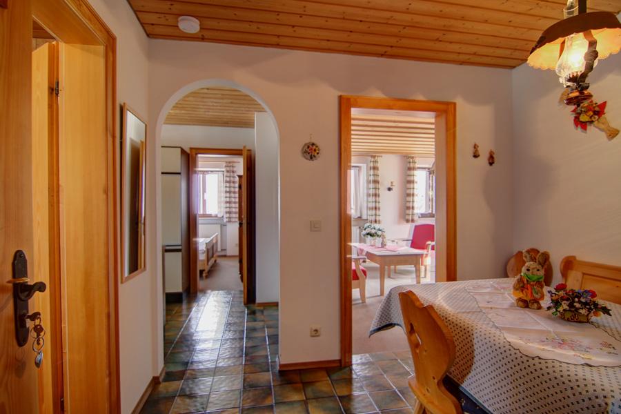 Ferienwohnung Oberreiterhof Bad Wiessee 60qm