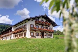 Oberreiterhof mit insgesamt fünf Ferienwohnungen.