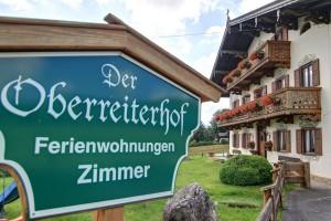 Oberreiterhof - Ferienwohnungen und Zimmer.