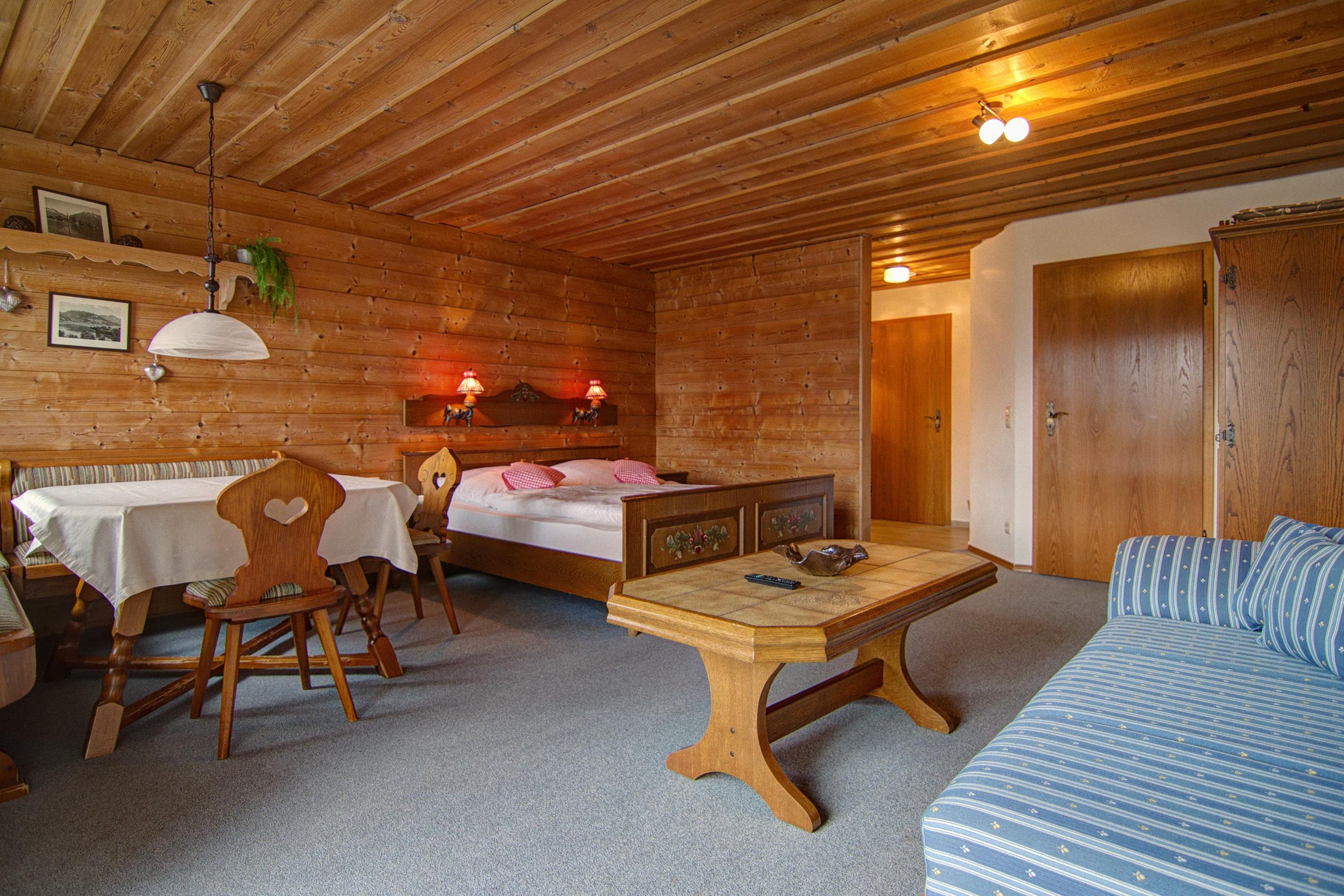 Ferienwohnung Oberreiterhof Bad Wiessee 40qm
